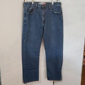 Denizen mens regular fit denim jeans